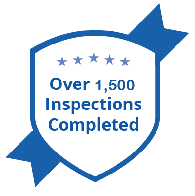 Badge of Inspections Completed