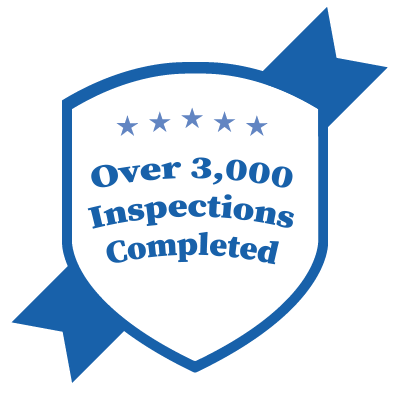 over 3k inspections completed
